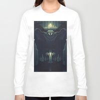 bioshock infinite Long Sleeve T-shirts featuring Bioshock Infinite by Fabled Creative - Archive