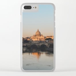 Rome, Italy Clear iPhone Case