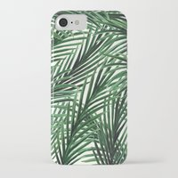 tropical iPhone & iPod Cases featuring Tropical by Elly Liyana