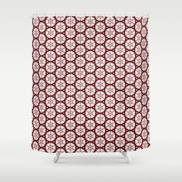 Valentines Hearts 01 Shower Curtain