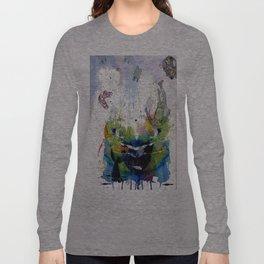 Plastic Showers & The Sinking World Long Sleeve T-shirt