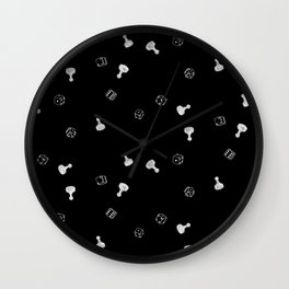 Roll the Dice Wall Clock