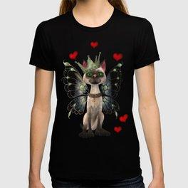 Majestic cat T-shirt