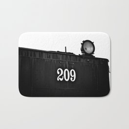 No 209 Spotlight Bath Mat