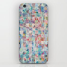 Abstract 141 iPhone Skin