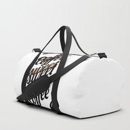 Coffee sweet coffee Duffle Bag