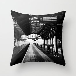 Track 6 Throw Pillow