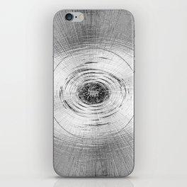 Metallic Swirl iPhone Skin