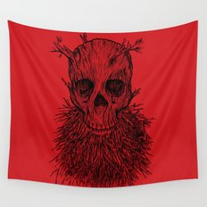 The Lumbermancer Wall Tapestry