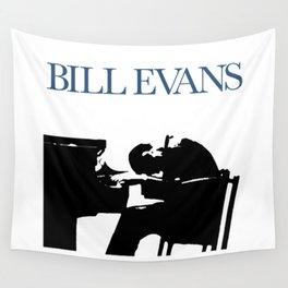 Bill Evans Wall Tapestry