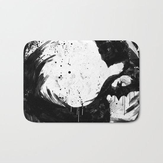 Dark Moon Bath Mat