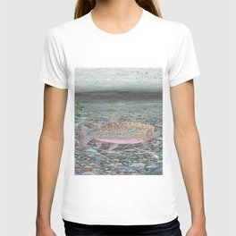 Yellowstone Cutthroat Trout T-shirt