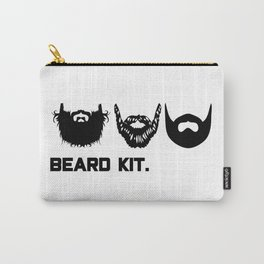 Beard Kit Carry-All Pouch