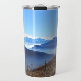 Mountains for miles Travel Mug