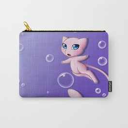 Mew Bubbles Carry-All Pouch