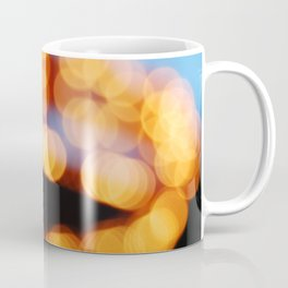 Abstract bokeh night lights Coffee Mug