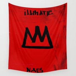 KiNG iLLMATIC NaS Wall Tapestry