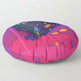 COSMO BOY Floor Pillow