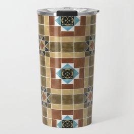 Manx Tiles - Ratcliffe Travel Mug
