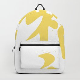 LUCK character Backpack