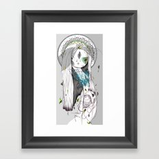 Melancholia, What's Your Rhythm? Framed Art Print