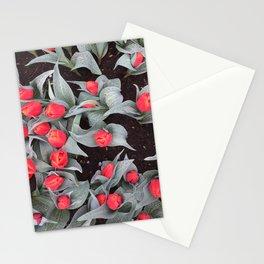 Keukenhof Red 1 Stationery Cards