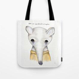 ann anteater Tote Bag