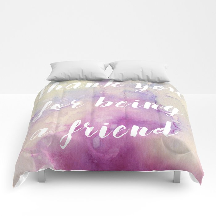 Goldy Girlsz Comforters