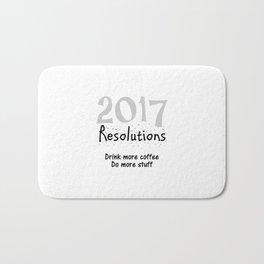 434 2017 Resolutions Bath Mat