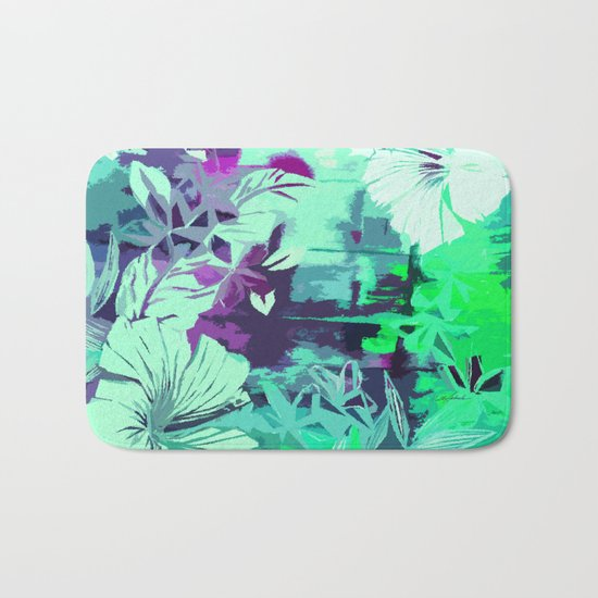 Hula Traffic Bath Mat