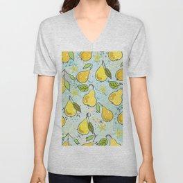 Pears Unisex V-Neck