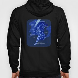 Warrior Girl 5 Hoody