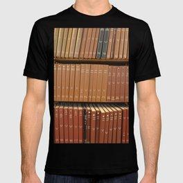 Bookshelves T-shirt