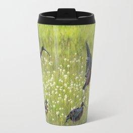 White-Faced Ibis Rising, No. 1 Travel Mug