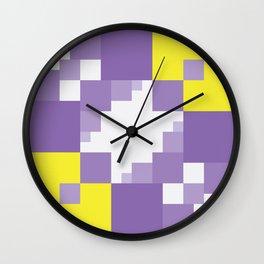 Ihcanobif Yerg Wall Clock