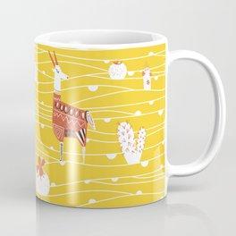Antelope in the desert Coffee Mug