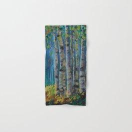 Birch Forest Hand & Bath Towel