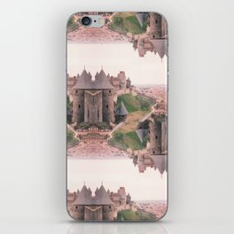 Chateau Photographic Pattern #2 iPhone Skin