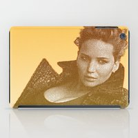 law iPad Cases featuring J. LAW. by Hands in the Sky