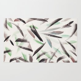 14  | Watercolor Patterns Abstract 181214 Rug