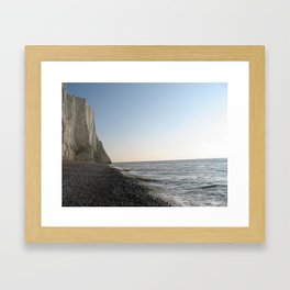 Calm Horizon.  Framed Art Print