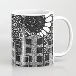 Artisan Artwork 1: Noughts and Dots... Coffee Mug