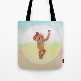 Save the Orangutan - Endangered Species 6 Tote Bag