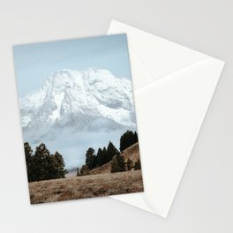Floating Mountains Stationery Cards