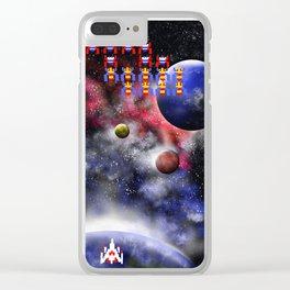 GalaXa Clear iPhone Case