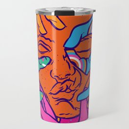 Color touch Travel Mug
