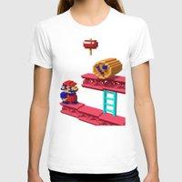 donkey kong T-shirts featuring Inside Donkey Kong by Metin Seven