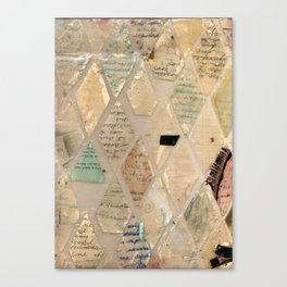 Chrysalis 3 Canvas Print