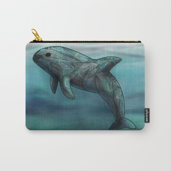 Vaquita  Carry-All Pouch