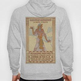 Vintage poster - Egypt Hoody